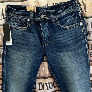 Silver Jeans  Zach